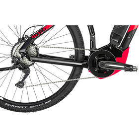 HAIBIKE SDURO Cross 2.0 E-hybride fietsen Dames rood/zwart